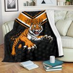 Wests Premium Blanket Tigers