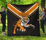 Wests Premium Quilt Tigers