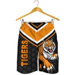 Wests Men Shorts Tigers