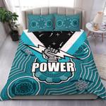 Port Adelaide Bedding Set Power