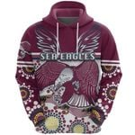 Sea Eagles Hoodie Special Indigenous | 1st New Zealand