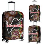 Panthers Black Luggage Covers Indigenous Penrith Version | 1st New Zealand