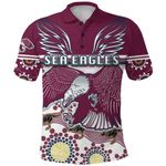 Sea Eagles Polo Shirt Special Indigenous | 1st New Zealand