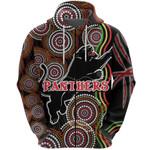 Panthers Black Zip Hoodie Indigenous Penrith Version | 1st New Zealand