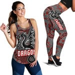 Combo Racerback Tank and Legging St. George Dragons Unique Indigenous