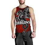 St. George Dragons Men Tank Top Unique