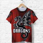 St. George Dragons T Shirt Unique