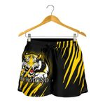 Richmond Tigers All Over Print Women's Shorts