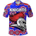 Newcastle Knights Polo Shirt Indigenous