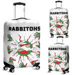 Rabbitohs Indigenous Luggage Cover Animals Aboriginal TH5