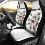Rabbitohs Indigenous Car Seat Covers Animals Aboriginal