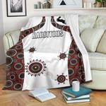 South Sydney Premium Blanket Indigenous Rabbitohs TH5