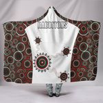South Sydney Hooded Blanket Indigenous Rabbitohs TH5