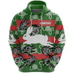 South Sydney Hoodie Rabbitohs Indigenous TH5