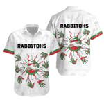 Rabbitohs Indigenous Hawaiian Shirt Animals Aboriginal TH5