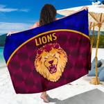 Brisbane Lions Sarong Powerful K8