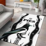 Collingwood Area Rug Pies Indigenous - White