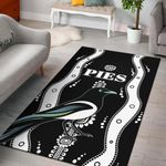Collingwood Area Rug Pies Indigenous - Black K8