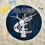 Carlton Beach Blanket Blues Free Style Indigenous