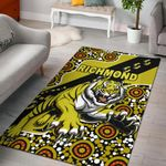 Richmond Area Rug Indigenous Tigers