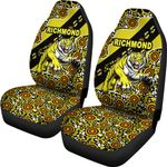 Richmond Car Seat Covers Indigenous Tigers