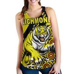 Richmond Women Racerback Tank Indigenous Tigers