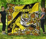 Richmond Premium Quilt Indigenous Tigers