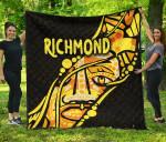 Richmond Premium Quilt Tigers Limited Indigenous K8