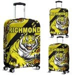 Richmond Luggage Covers Indigenous Tigers
