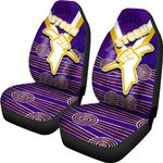 Storm Car Seat Covers Indigenous Melbourne | rugbylife.co