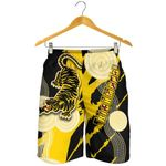 Richmond All Over Print Men Shorts Power Tigers - Indigenous   1st New Zealand