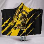 Richmond Hooded Blanket Power Tigers   1st New Zealand