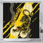 Richmond Shower Curtain Power Tigers - Indigenous | 1st New Zealand