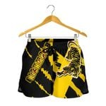 Richmond All Over Print Women Shorts Power Tigers | 1st New Zealand