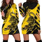 Richmond Women Hoodie Dress Power Tigers | 1st New Zealand