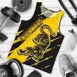 Richmond Men Tank Top Power Tigers   1st New Zealand