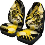 Richmond Car Seat Covers Power Tigers - Indigenous | 1st New Zealand