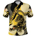 Richmond Polo Shirt Power Tigers - Indigenous | 1st New Zealand
