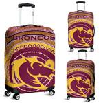 Brisbane Luggage Cover Broncos Aboriginal TH5