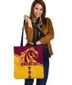 Broncos Tote Bag Brisbane Aboriginal K4