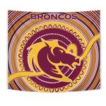 Brisbane Tapestry Broncos Aboriginal TH5