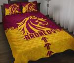 Broncos Quilt Bed Set Brisbane Aboriginal K4