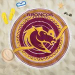 Brisbane Beach Blanket Broncos Aboriginal TH5