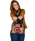 Brisbane Shoulder Handbag Broncos Aboriginal TH5