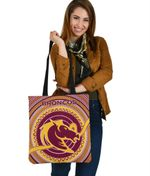 Brisbane Tote Bag Broncos Aboriginal TH5