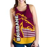 Brisbane Women's Racerback Tank