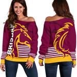 Brisbane Women's Off Shoulder Sweater