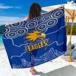 Eagles Indigenous Sarong West Coast K8