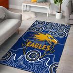 Eagles Indigenous Area Rug West Coast K8