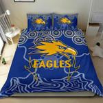 Eagles Indigenous Bedding Set West Coast